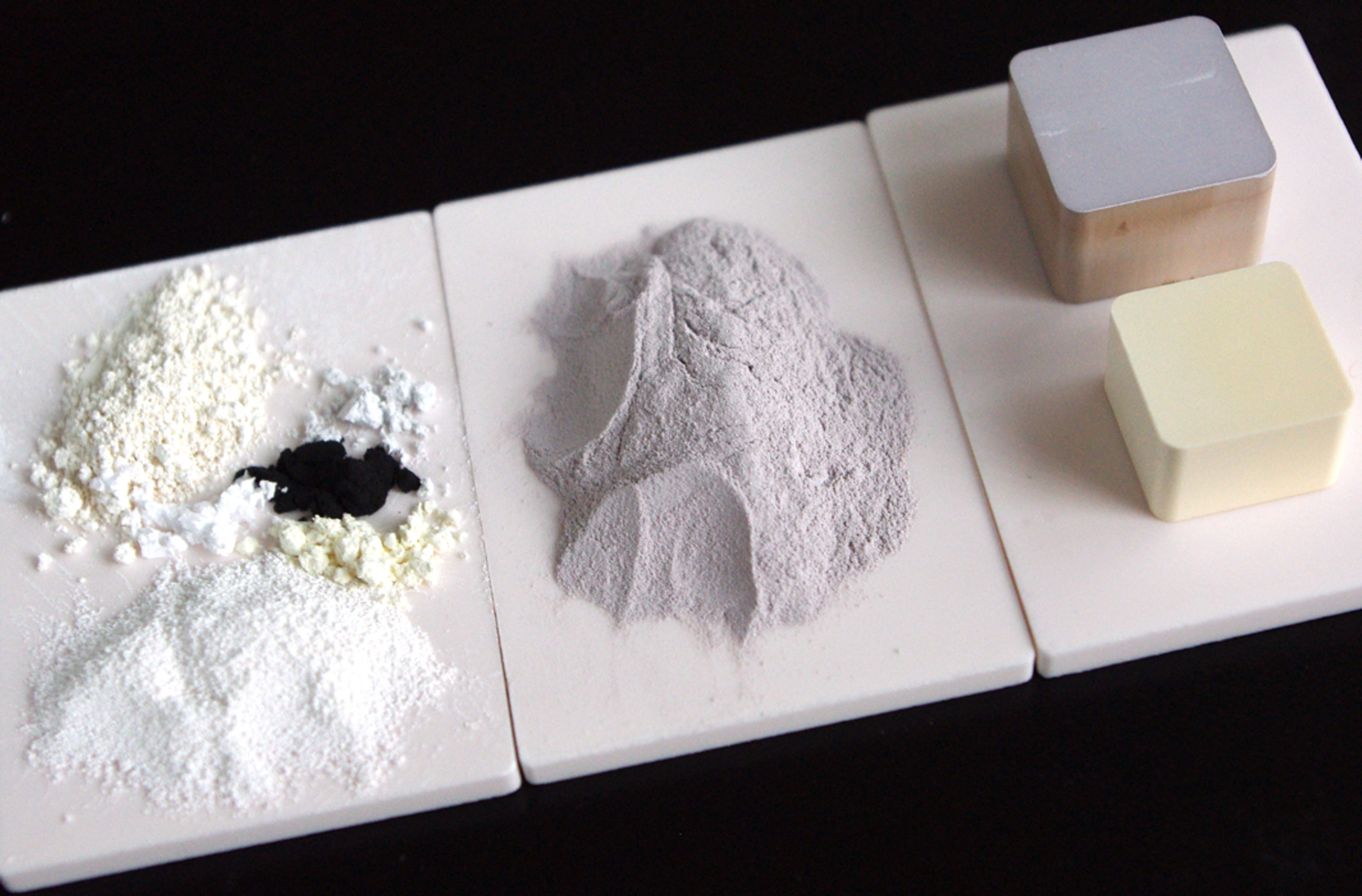 Ceramic powder technology