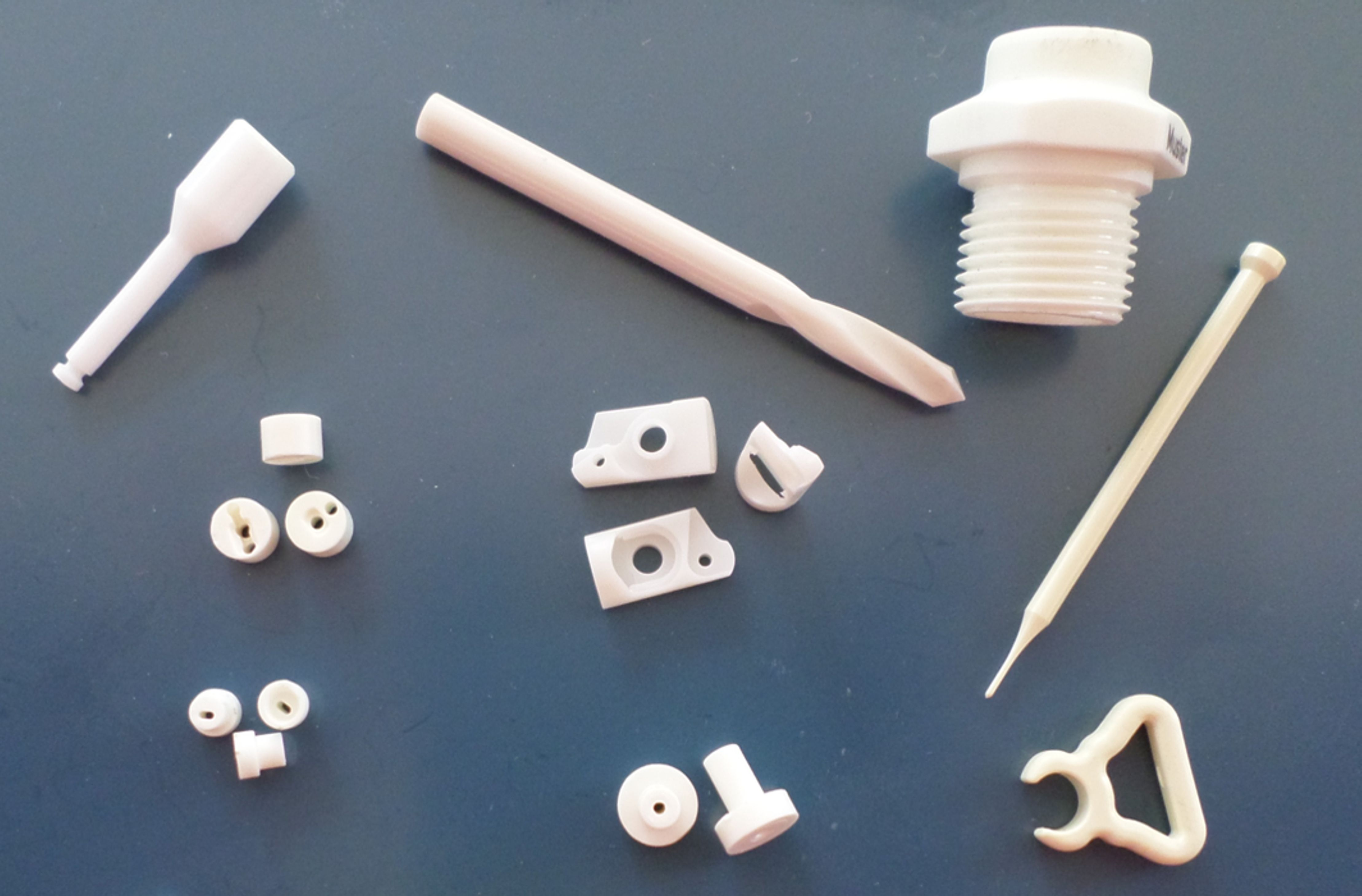 injection moulded ceramic parts